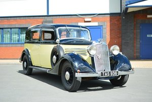 1935 Vauxhall Grosvenor Big Six BXL