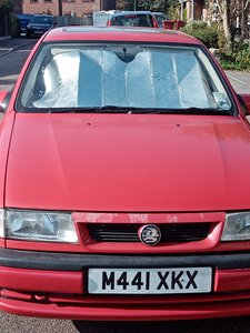 Picture of 1995 Retro 1.8 Vauxhall cavalier expression