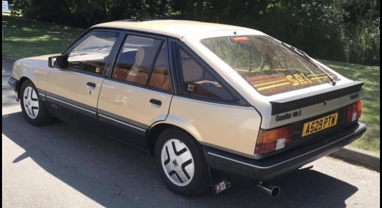 1983 Vauxhall cavalier 1.8 SRi For Sale (picture 1 of 6)