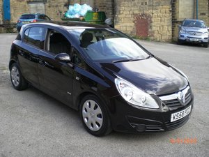 Picture of 2009 Vauxhall Corsa Club 5 door