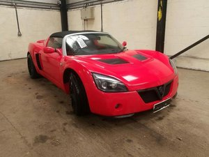 2004 VAUXHALL VX220 TURBO
