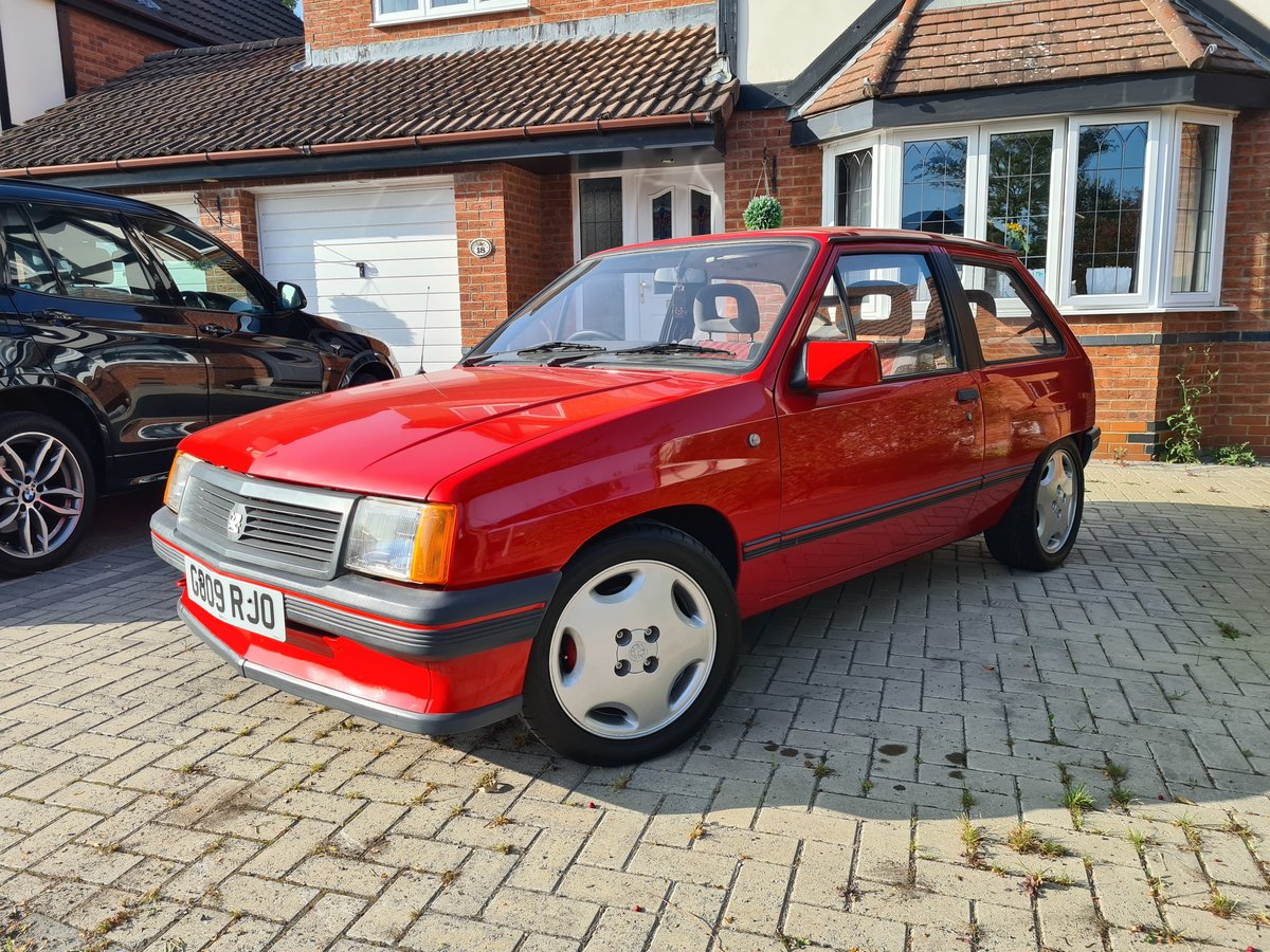 1989 Vauxhall Nova Star  For Sale (picture 1 of 6)
