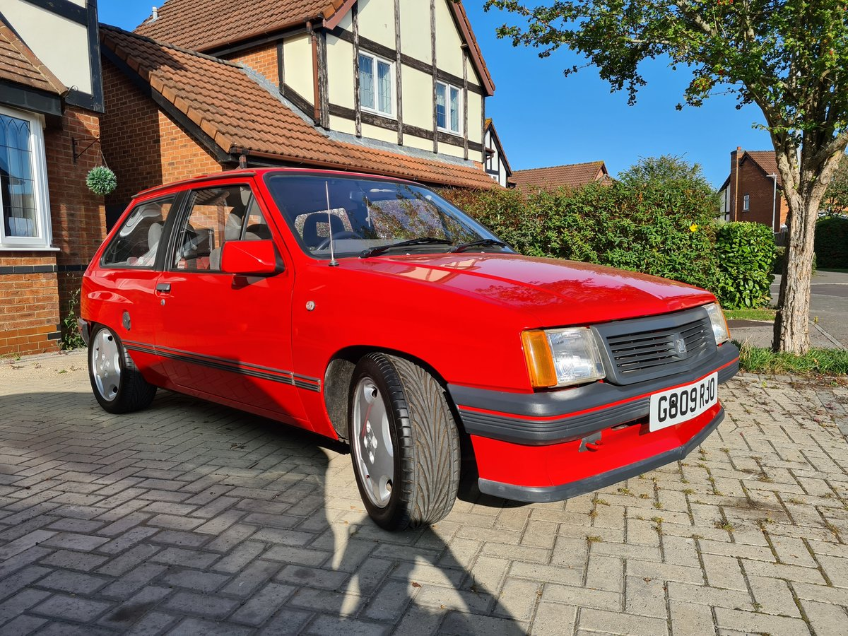 1989 Vauxhall Nova Star  For Sale (picture 4 of 6)