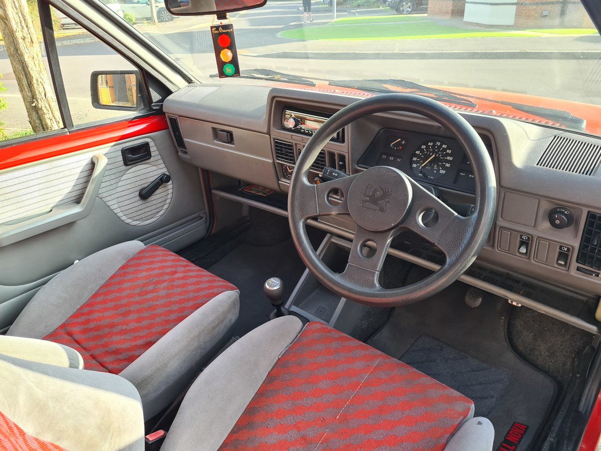 1989 Vauxhall Nova Star  For Sale (picture 5 of 6)