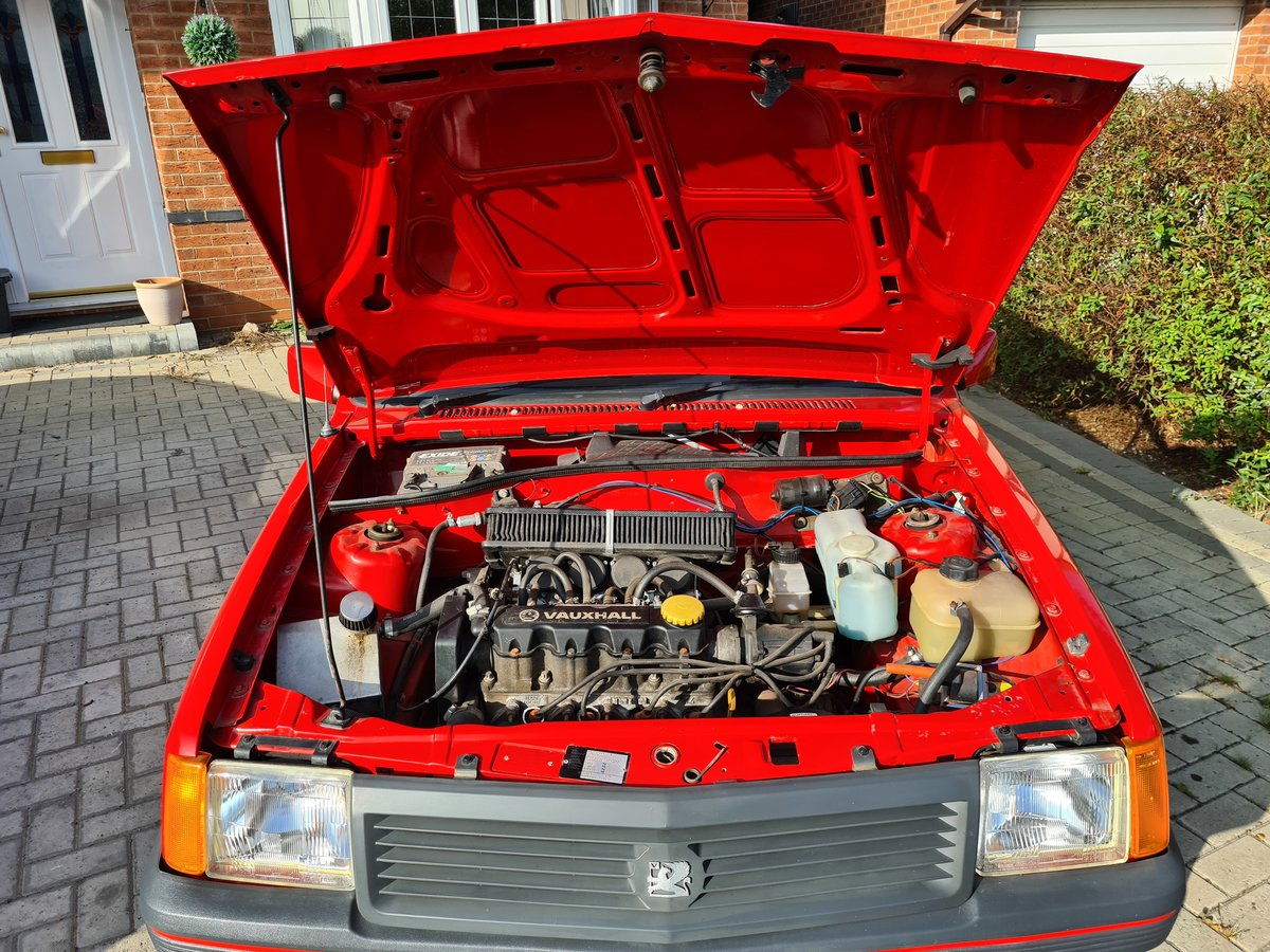 1989 Vauxhall Nova Star  For Sale (picture 6 of 6)