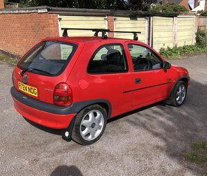 Picture of 1997 Vauxhall Corsa B 1.4 Breeze