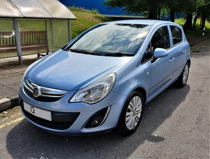 Picture of 2013 Vauxhall Corsa 1.2 Energy long mot For Sale