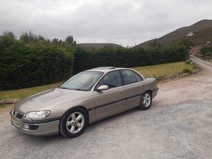 1999 Vauxhall omega elite prefacelift