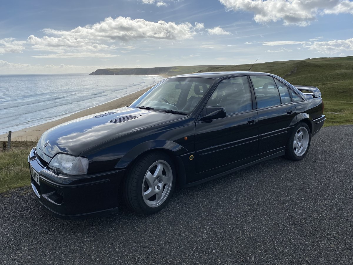 1992 Lotus Carlton For Sale (picture 1 of 6)