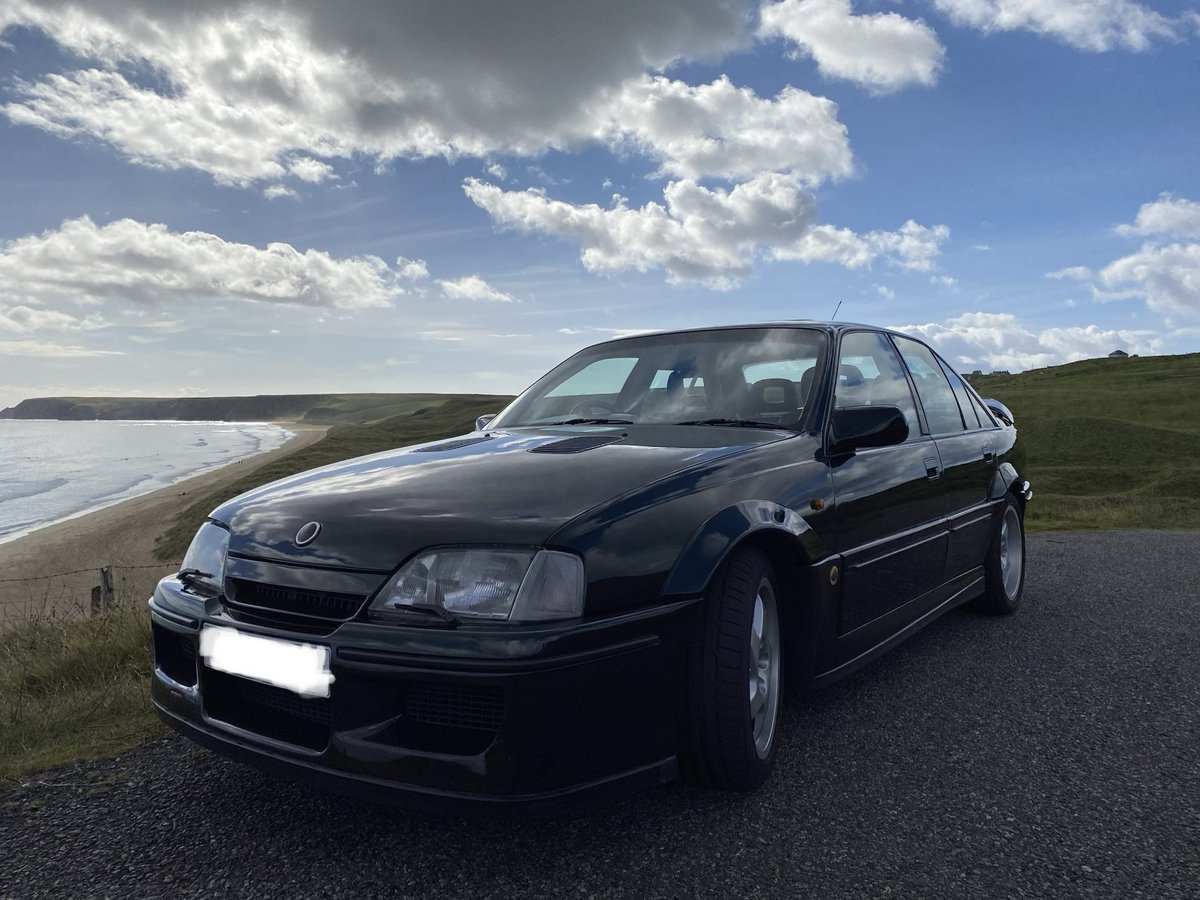 1992 Lotus Carlton For Sale (picture 2 of 6)