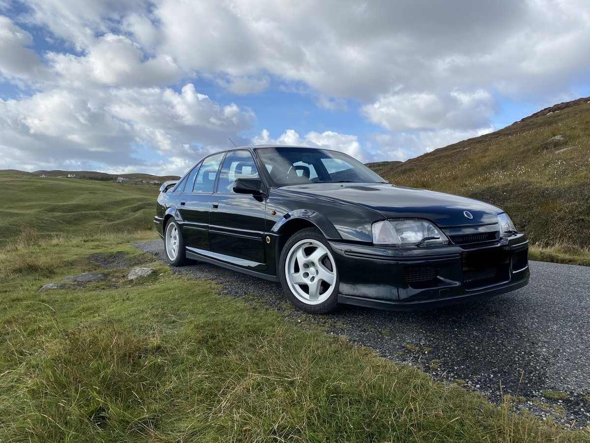 1992 Lotus Carlton For Sale (picture 3 of 6)