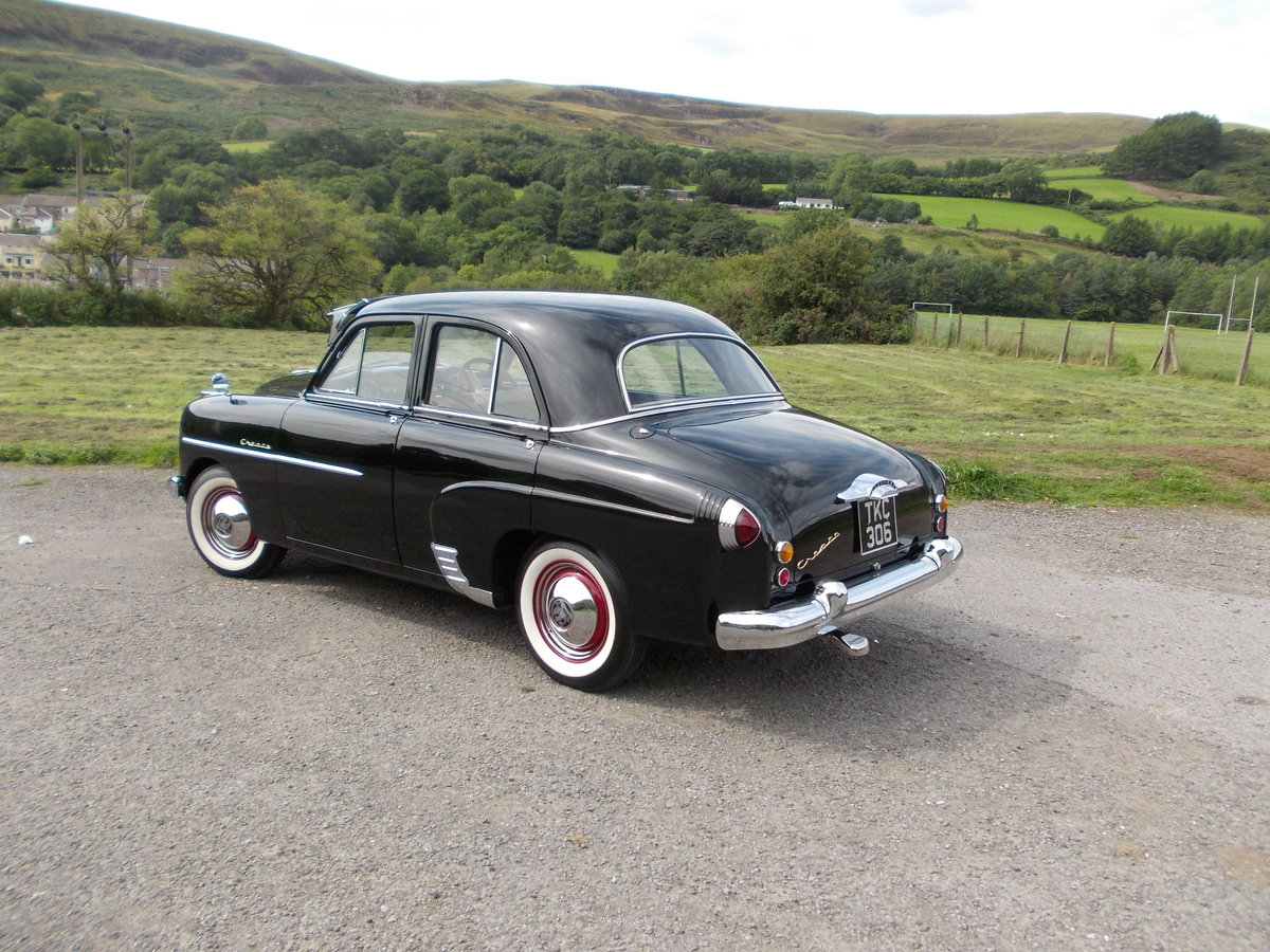 1955 Vauxhall Cresta For Sale (picture 3 of 6)