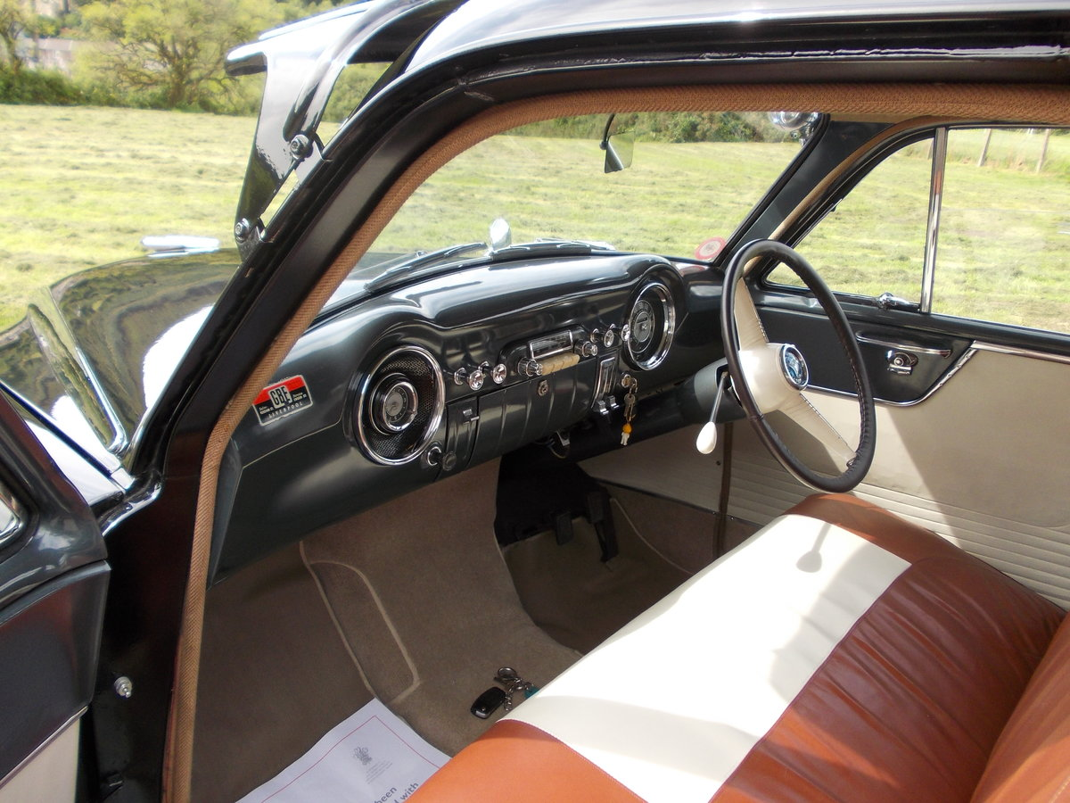 1955 Vauxhall Cresta For Sale (picture 4 of 6)