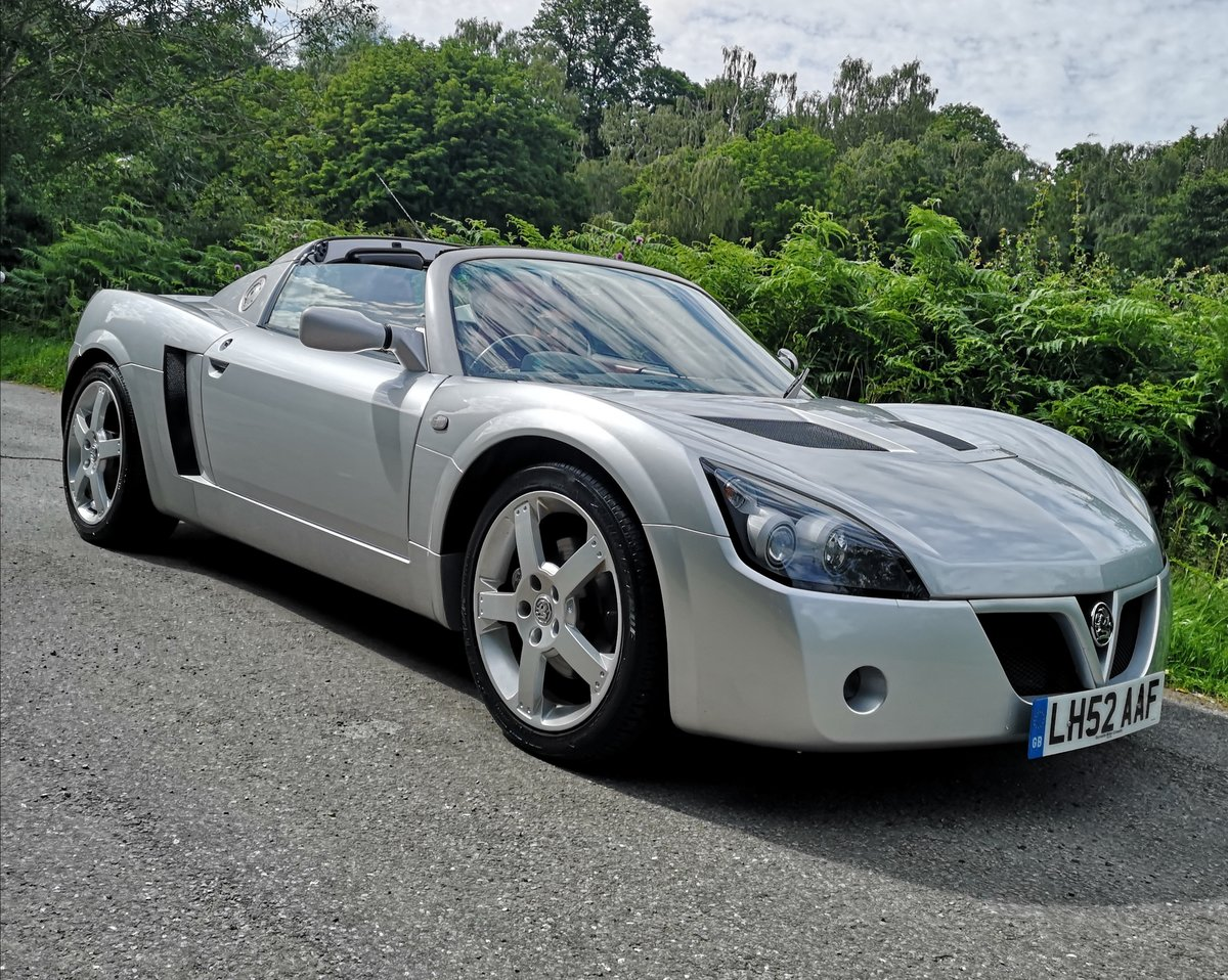 Picture of 2002 VX220 Incredible low milage example For Sale