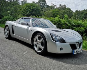 2002 VX220 Incredible low milage example