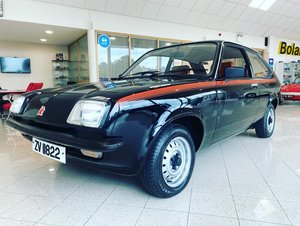 1982 ONLY 11,000 Mls Vauxhall Chevette Silhouette