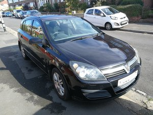 Vauxhall Astra with extras