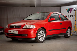 Picture of 2002 Vauxhall Astra SXi 5,000 mile Time Warp Car AS NEW