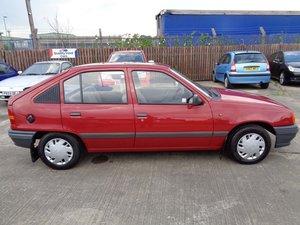 Vauxhall astra 1.3 l 5dr - 2 owner=50k=remarkable