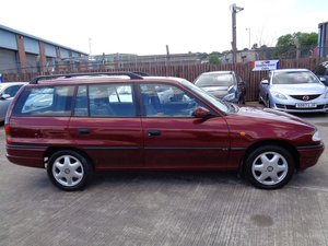 Picture of 1997 Vauxhall astra 1.6 i 16v gls 5dr auto estate