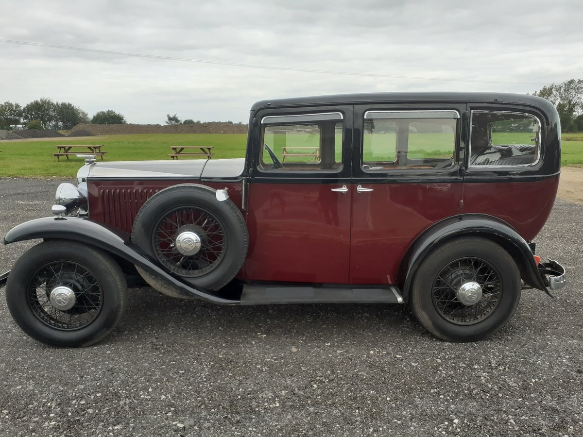 1933 Vauxhall Cadet For Sale (picture 1 of 6)