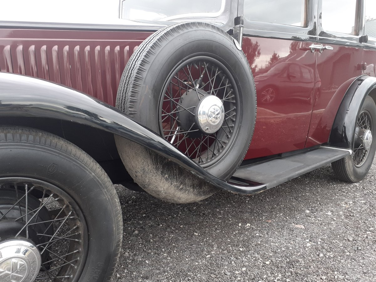 1933 Vauxhall Cadet For Sale (picture 2 of 6)