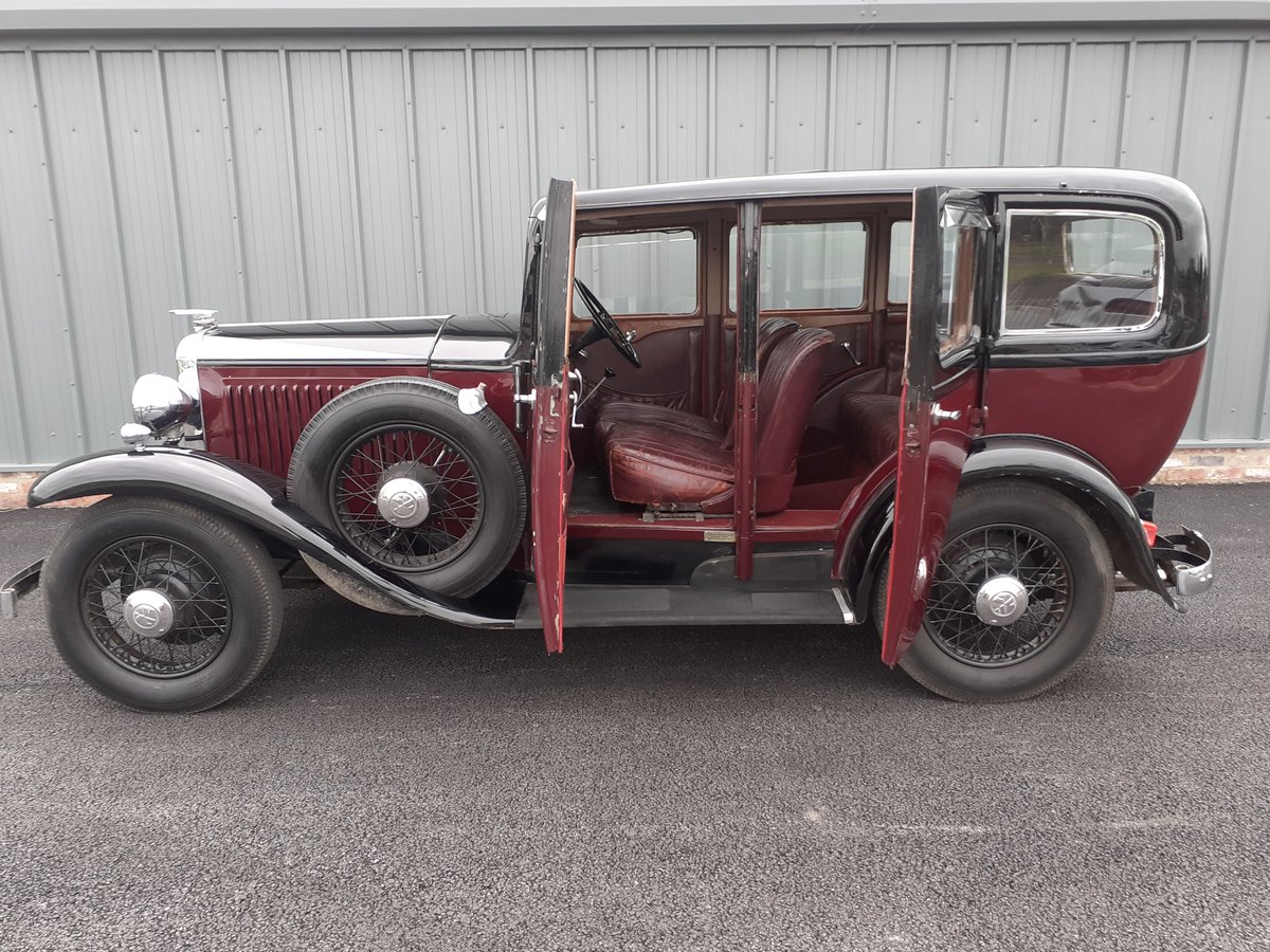 1933 Vauxhall Cadet For Sale (picture 4 of 6)