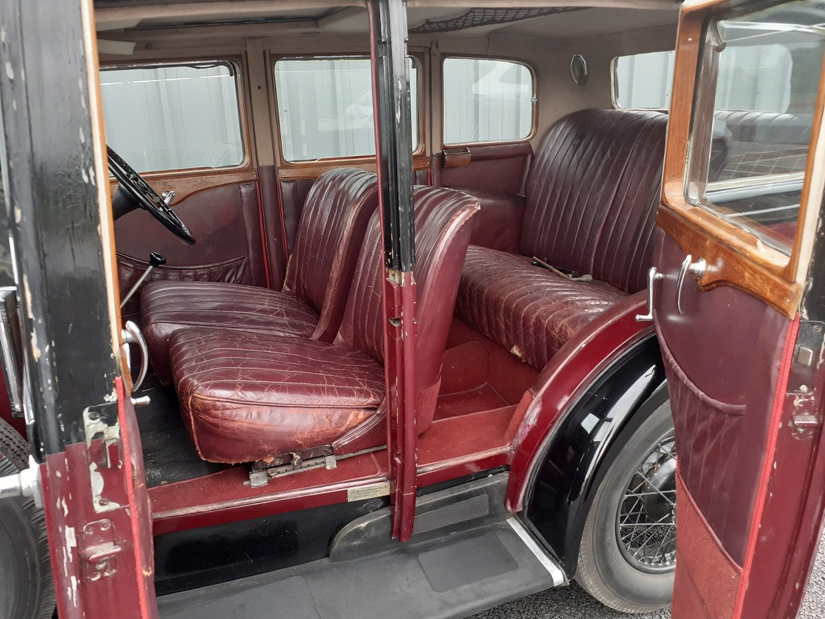 1933 Vauxhall Cadet For Sale (picture 5 of 6)