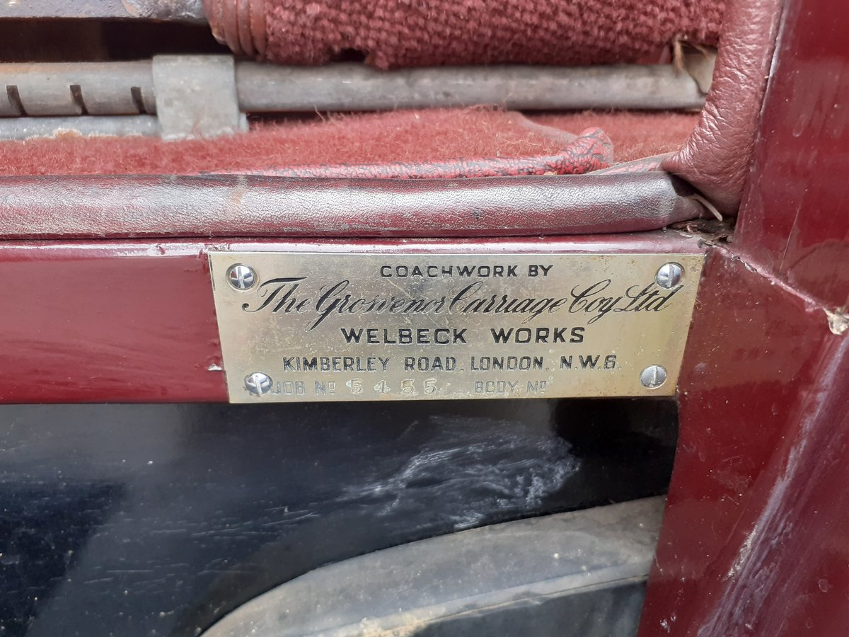 1933 Vauxhall Cadet For Sale (picture 6 of 6)
