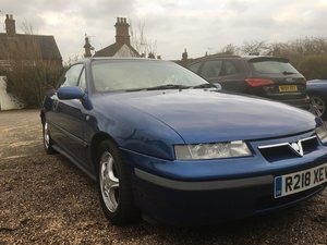 Picture of 1997 Vauxhall Calibra V6 Coupe