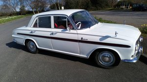 Picture of 1963 63 FB VX/490, now a very rare car.