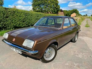 Picture of Show Standard Ultra Rare 1980 Vauxhall Chevette 1.3L For Sale