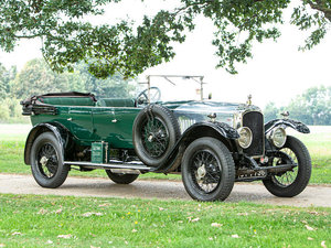 Picture of 1923 VAUXHALL TYPE OD 23-60 MALVERN TOURER