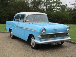 Picture of 1959 Vauxhall Victor Deluxe at ACA 7th November