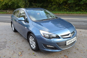 Picture of 2015 VAUXHALL ASTRA 1.4 DESIGN ESTATE