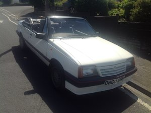 Picture of 1986 Cavalier convertible