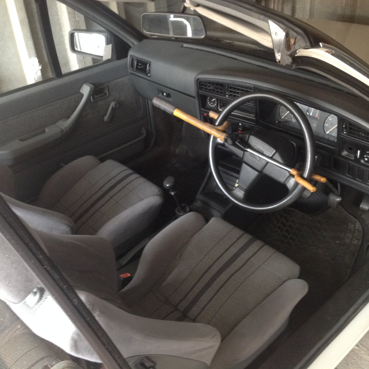 1986 Cavalier convertible For Sale (picture 5 of 6)