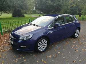 Picture of 2013 Vauxhall astra 1.7cdti, built in sat nav, free tax