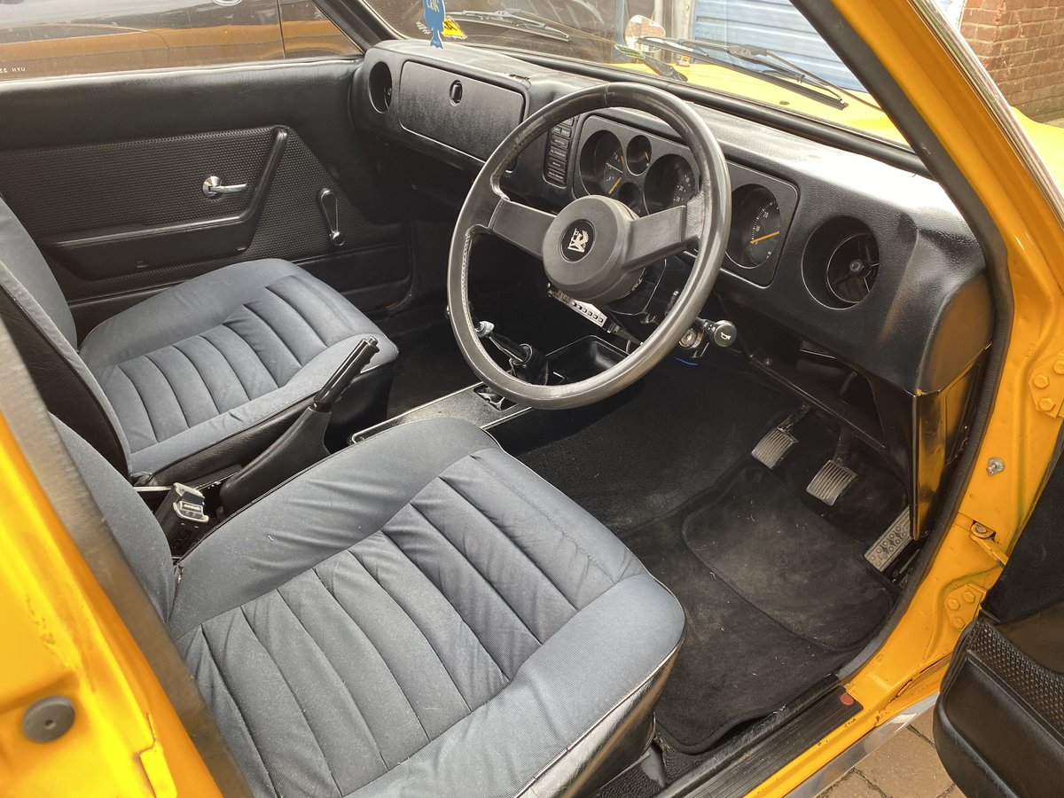 1974 Vauxhall Magnum  For Sale (picture 6 of 6)