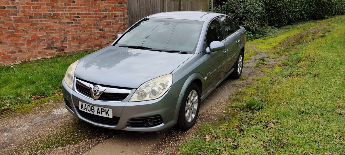 2008 Vauxhall Vectra diesel in good condition, long MOT For Sale (picture 2 of 6)
