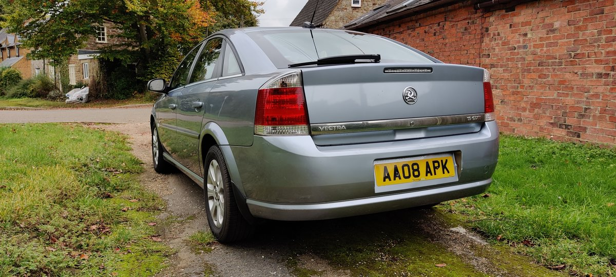 2008 Vauxhall Vectra diesel in good condition, long MOT For Sale (picture 3 of 6)