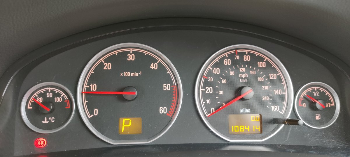 2008 Vauxhall Vectra diesel in good condition, long MOT For Sale (picture 6 of 6)