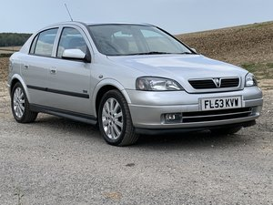 Picture of 2003 Vauxhall Astra 1.8 SXi only 29,000miles