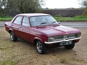 Picture of 1974 Vauxhall Viva at ACA 7th November