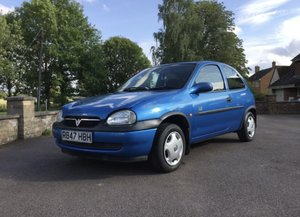 Picture of 1998 Vauxhall Corsa B Arden Blue 3dr