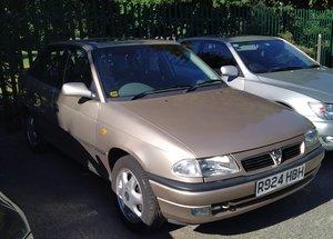 Vauxhall Astra GLS Automatic 4-Door Saloon