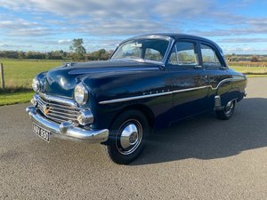 Picture of 1957 Vauxhall Velox E1PV Saloon 2200cc For Sale