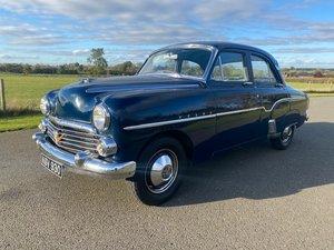1957 Vauxhall Velox E1PV Saloon 2200cc