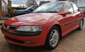 Picture of Vauxhall, VECTRA 2.5 i SRi, Hatchback, 1999, Manua