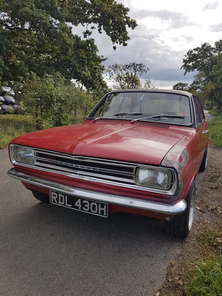 1970 Vauxhall viva hb sl SOLD (picture 2 of 6)